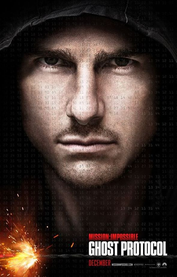 �������� ����� ������ ����������� 4: �������� ������  / Mission: Impossible 4 - Ghost Protocol ������ ��������� ��� �����������