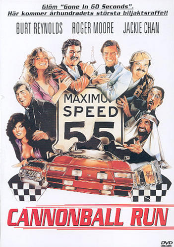 �������� ����� ����� ��������� ����  / The Cannonball Run ������ ��������� ��� �����������