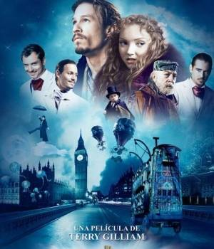 �������� ����� ������������ ������� ������� / The Imaginarium of Doctor Parnassus ������ ��������� ��� �����������